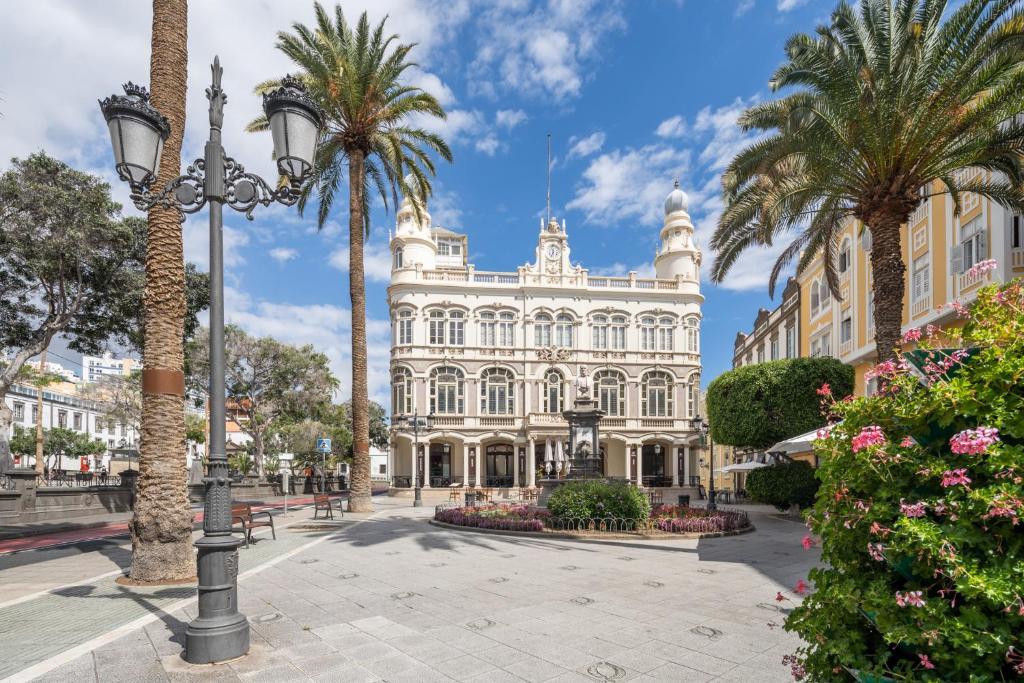 Mejores zonas para alojarse en Gran Canaria - Las Palmas de GC