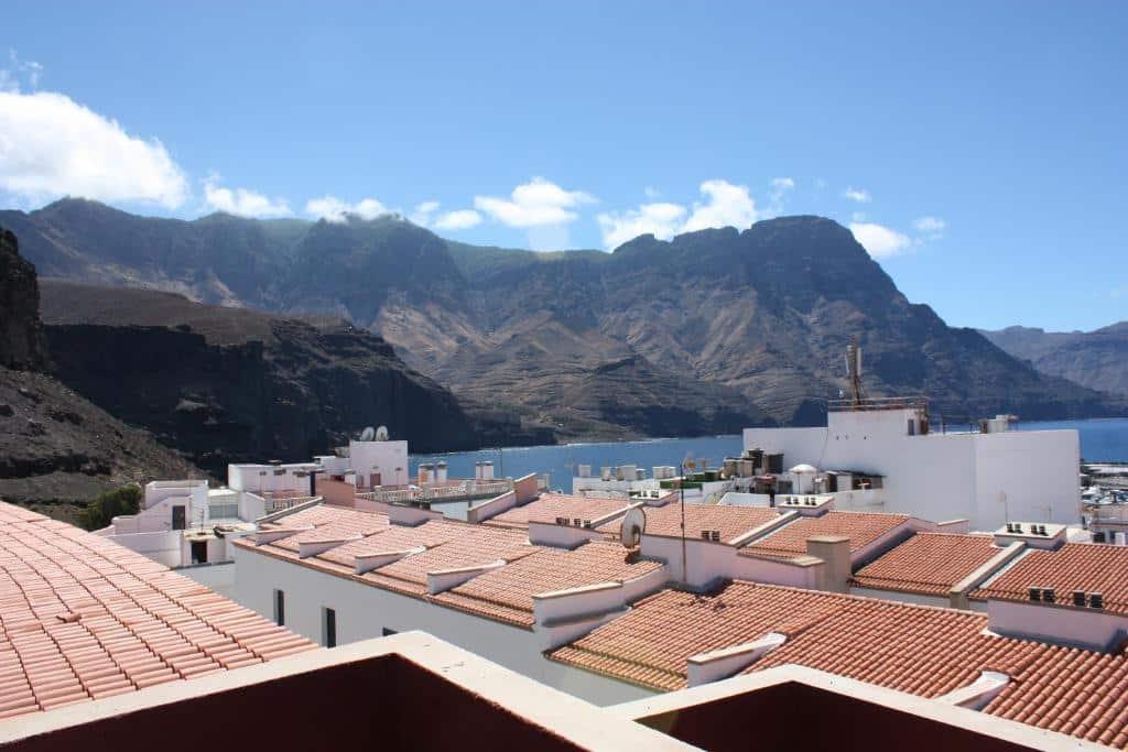 Zona de costa tranquila y poco masificada donde alojarse en Gran Canaria - Puerto de Las Nieves