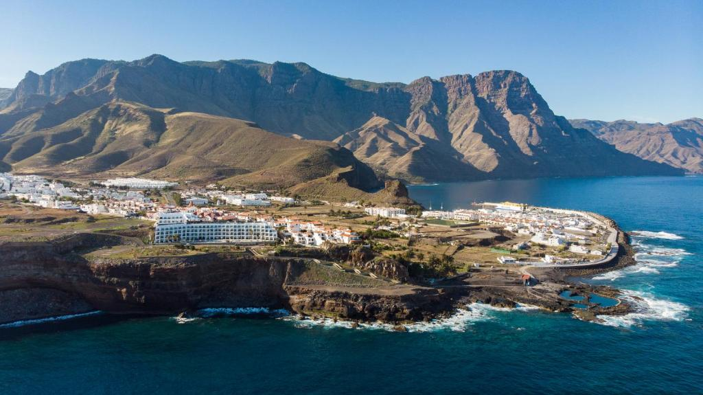 Zona de playa en el norte de Gran Canaria - Agaete
