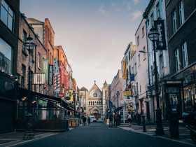 Las mejores zonas donde alojarse en Dublín, Irlanda