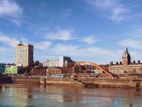 Las mejores zonas donde alojarse en Newport, Gales