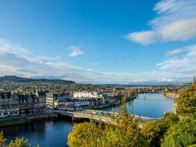 Las mejores zonas donde alojarse en Inverness, Escocia