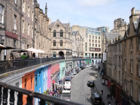 Las mejores zonas donde alojarse en Edimburgo, Escocia