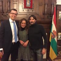 """Roberto Rivera """"Premio a las Letras del Centro Riojano en Madrid"""""""