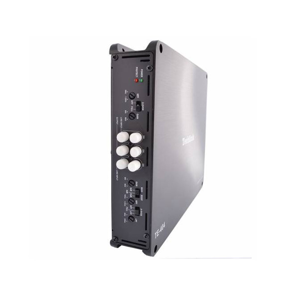 Techlink TE-404 - 4 Kanal Amplifikatör 4x90 Watts Rms