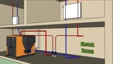 Katı Yakıtlı Kazan ve Yakıt Masrafını Düşürme
