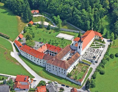 Slike samostana ni bilo mogoče prikazati.