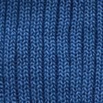 Denim blue-cotton-merino