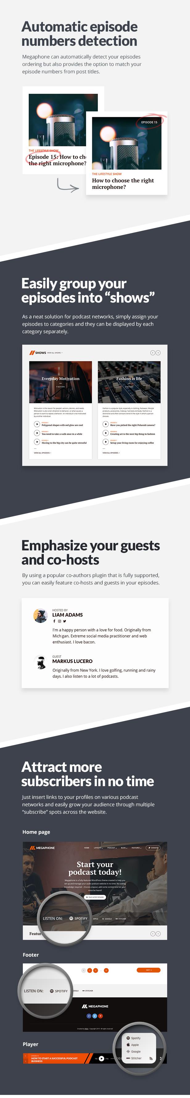 Megaphone WordPress Theme
