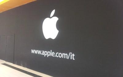 Nuovo Apple Store a Porta di Roma