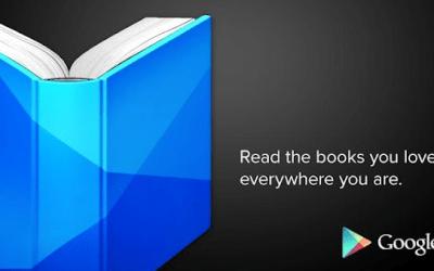 Google Play Books a sorpresa