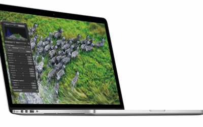 I nuovi MacBook Pro con Retina Display