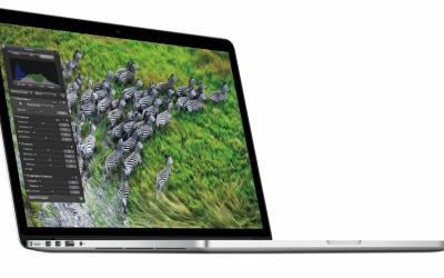I nuovi MacBook Pro con Retina Display