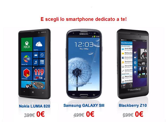 Le offerte degli operatori telefonici, il Galaxy S3 ed S4