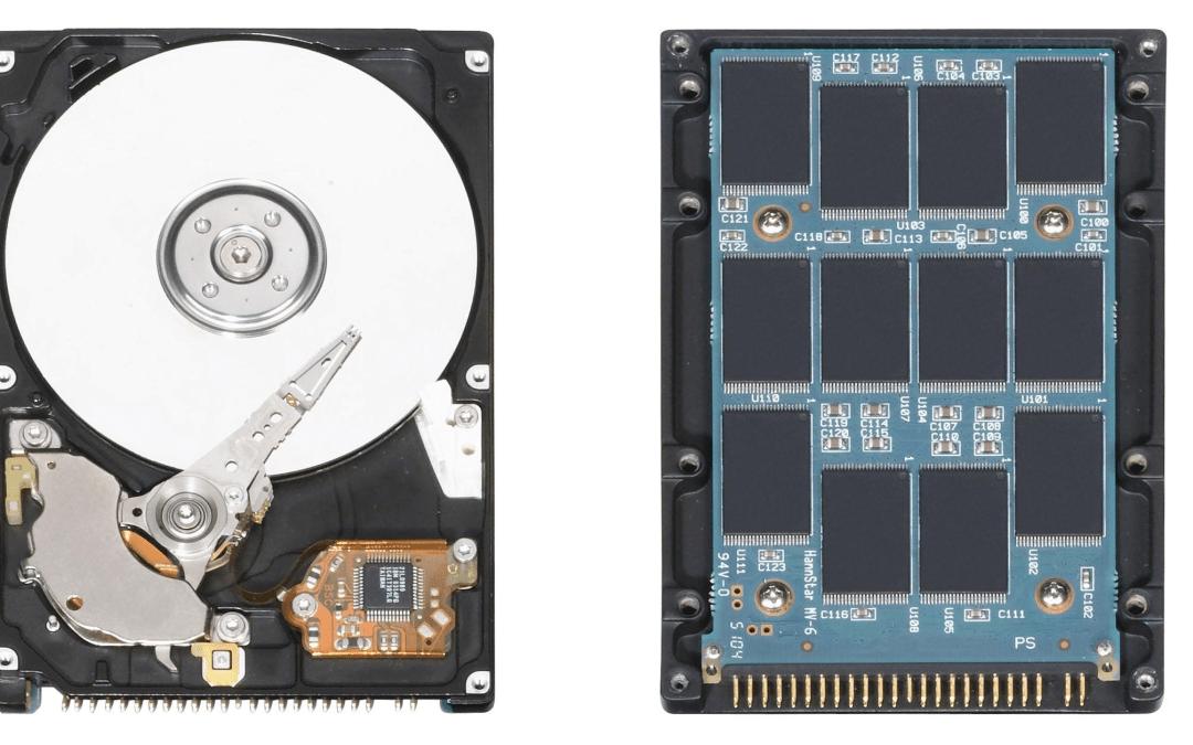 Velocizzare (davvero) il computer con un SSD