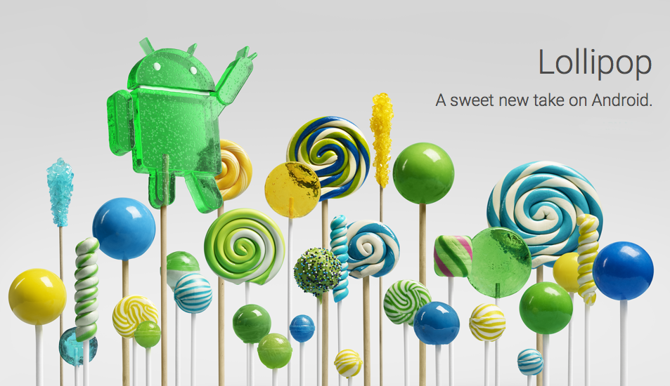 Cosa cambia con Android 5 Lollipop