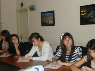 """""""Motivasiya nədir"""" mövzusunda seminar (1)"""
