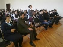 22 məktəbin iştirakı ilə ümum şəhər Məktəb Parlamentinin ilk iclası keçirilib (3)