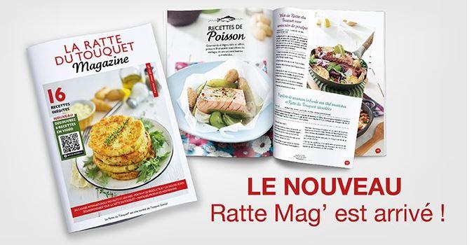 Read more about the article GRATUIT – MAGAZINE LA RATTE DU TOUQUET