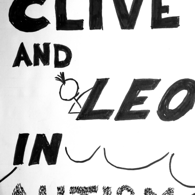 """Clive and Leo in """"Autism"""""""