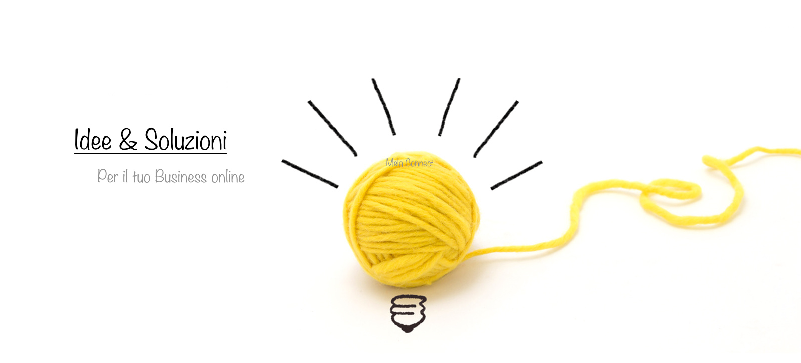 Agenzia Comunicazione generare idee innovative Mela Connect