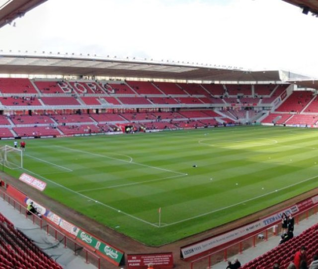 Middlesbrough F C Founded 1866