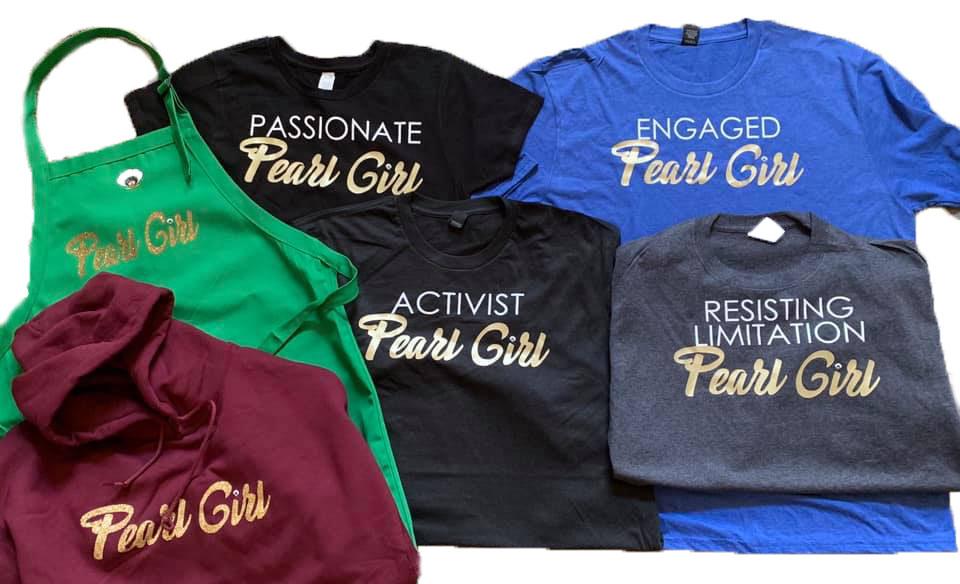 Apron T-shirts