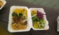 Ethiopian & Eritrean food!