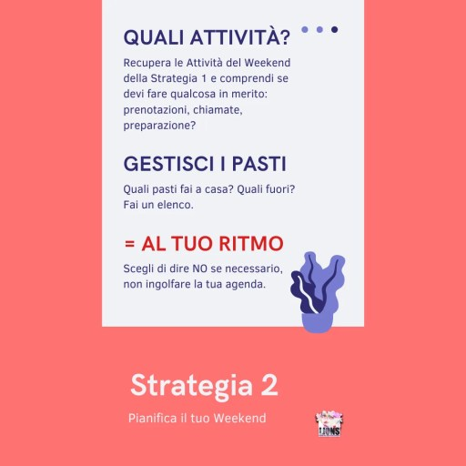 strategia-2-pianifica-il-tuo-weekend-melania-romanelli