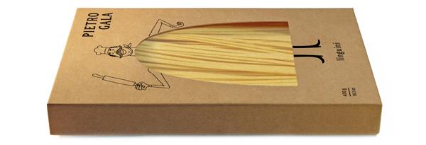 Emballage de pâtes Pietro Gala by Fresh Chicken ! (3/4)