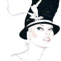 David Downton - Illustrateur de mode !