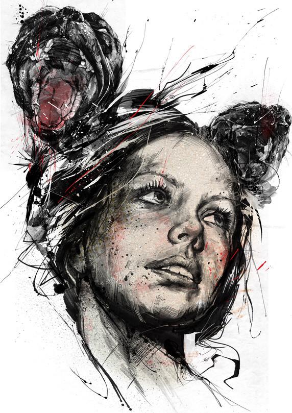 Russ Mills - Graphic Artist ! (4/6)