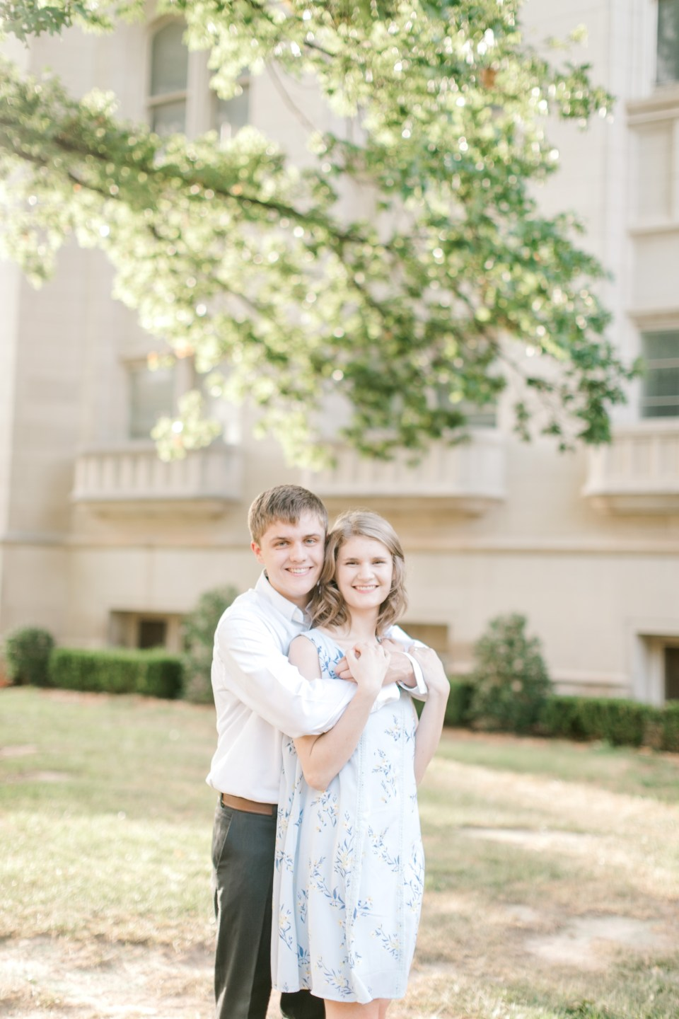 norman oklahoma engagement photographer