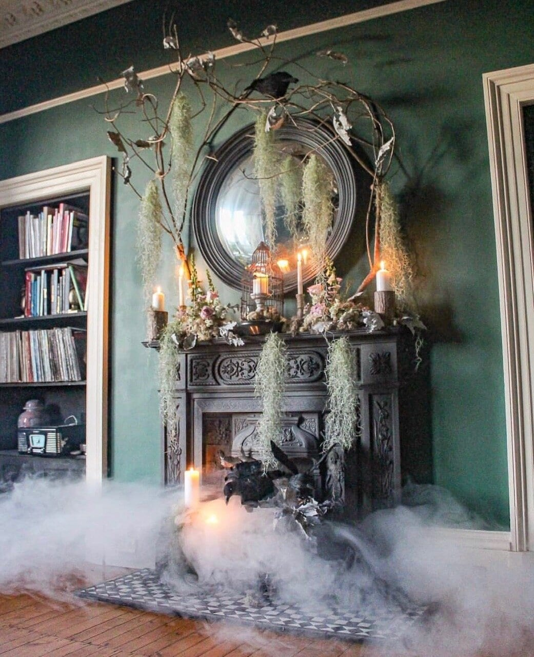 With added special effects. Wow!  @the_1882_house