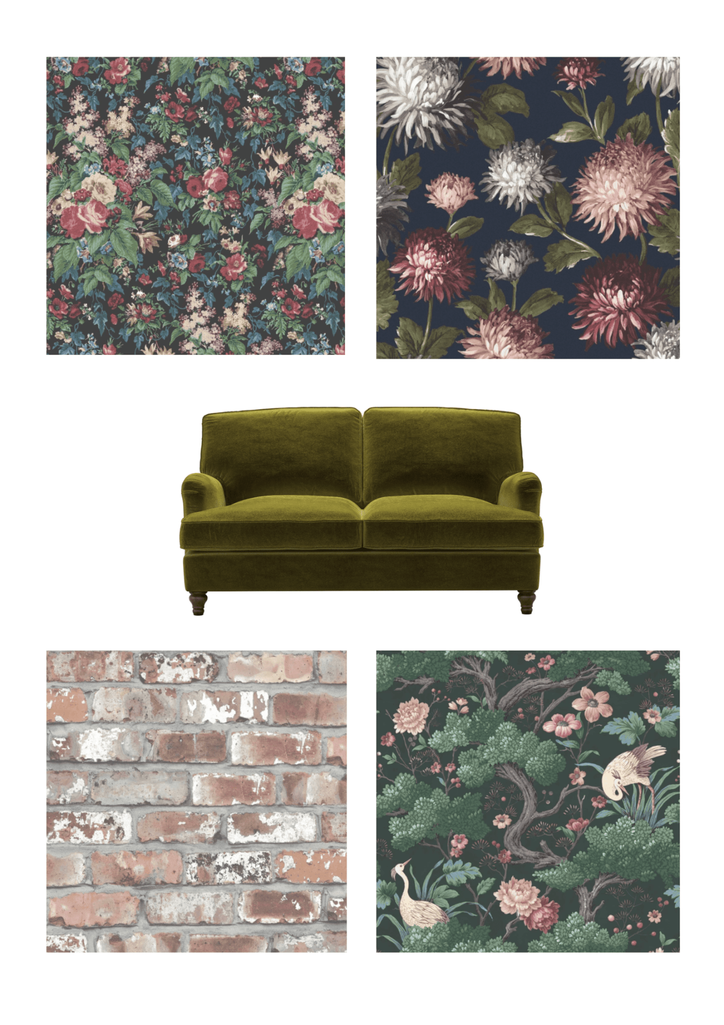 Some of the wallpapers I love from  Woodchip & Magnolia