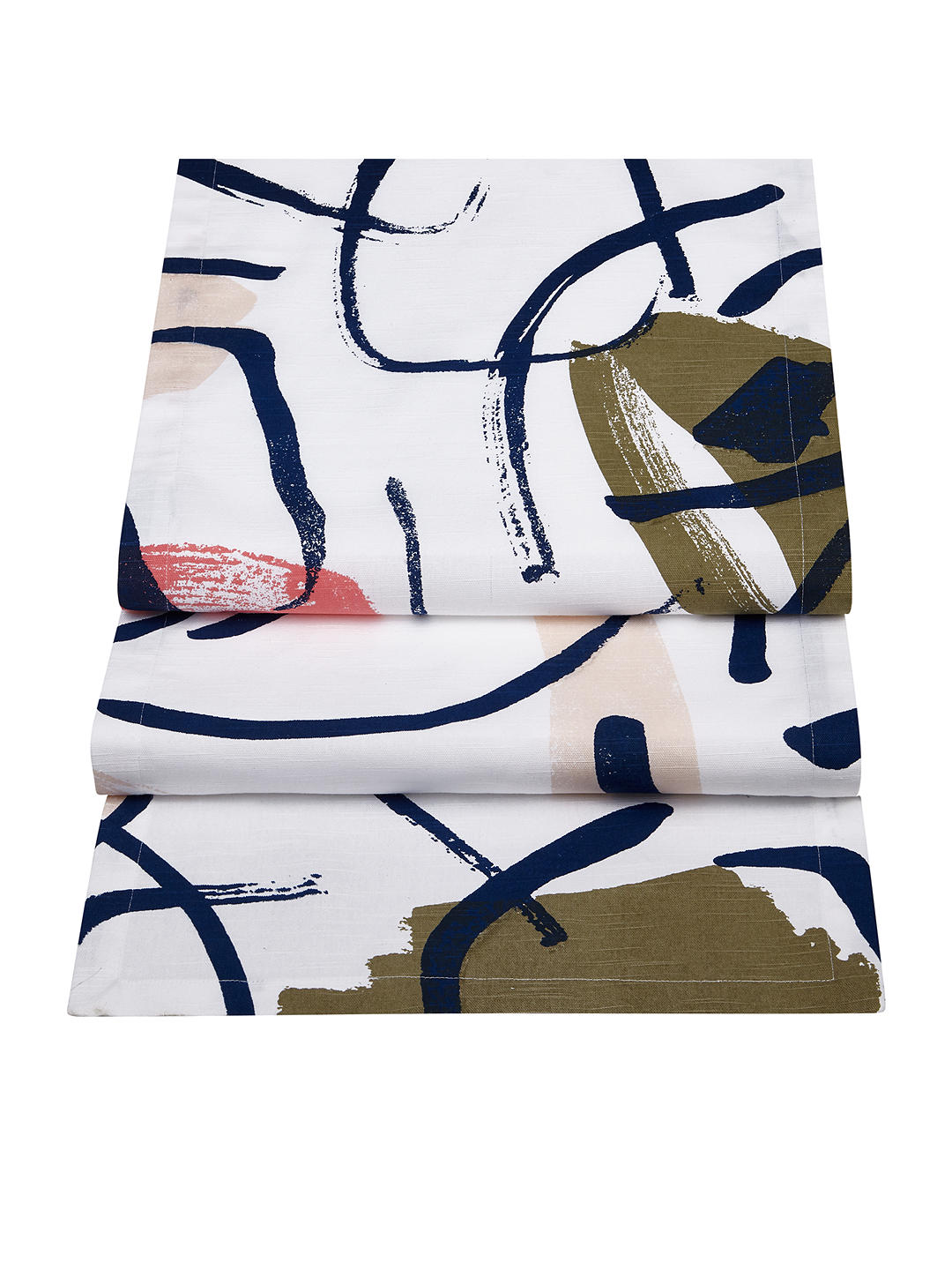 I love this Scandi inspired table runner -  John Lewis