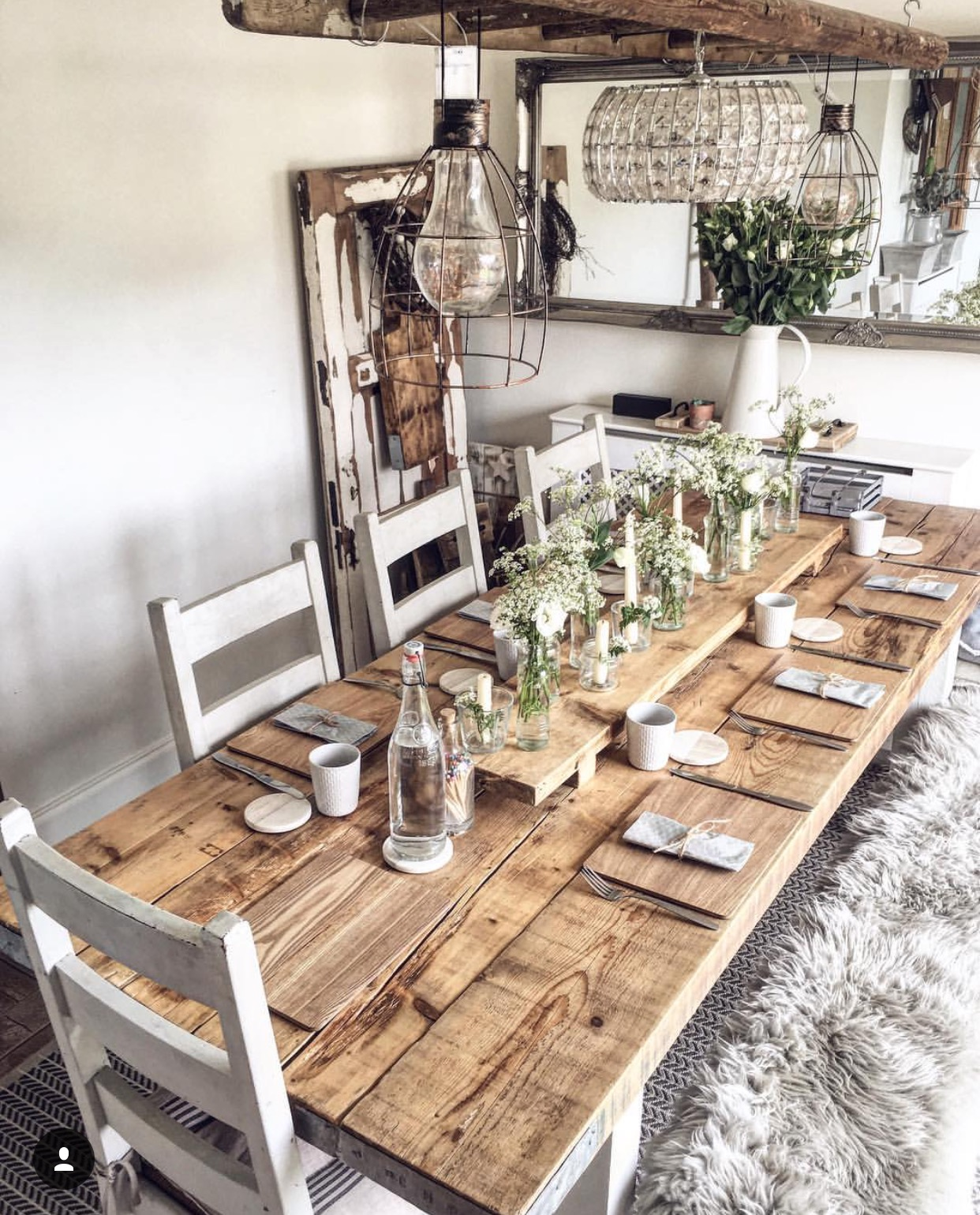 Plinths are a great table addition, use your imagination on how to style it - Instagram:  @wabhome