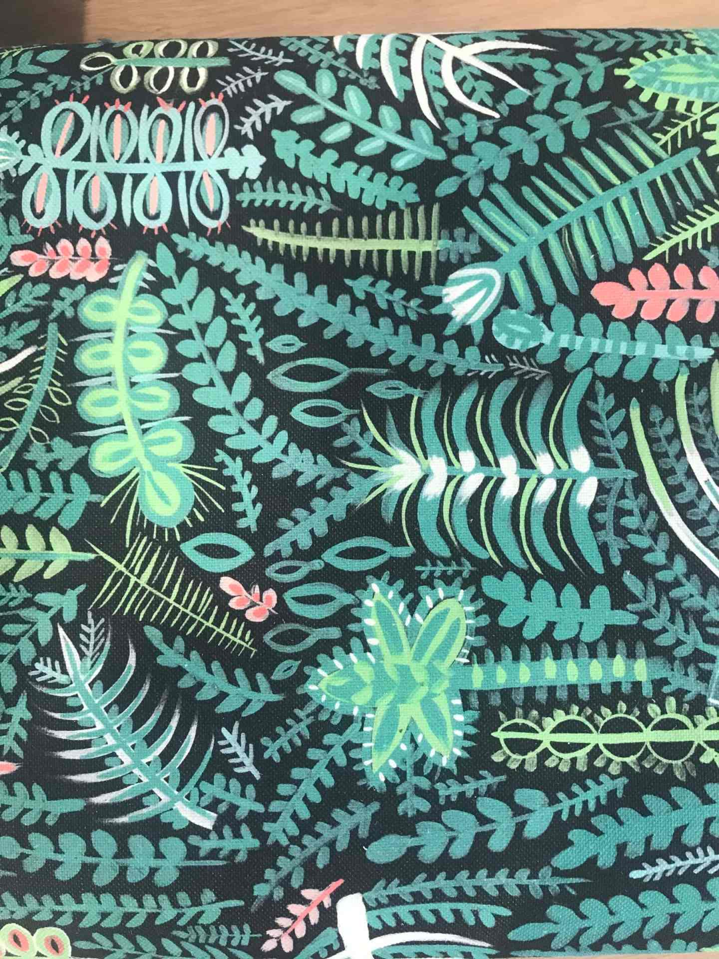 I just love this pattern by Lucy Tiffney