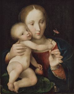Lombard artist (ca. 1520), Madonna and Child