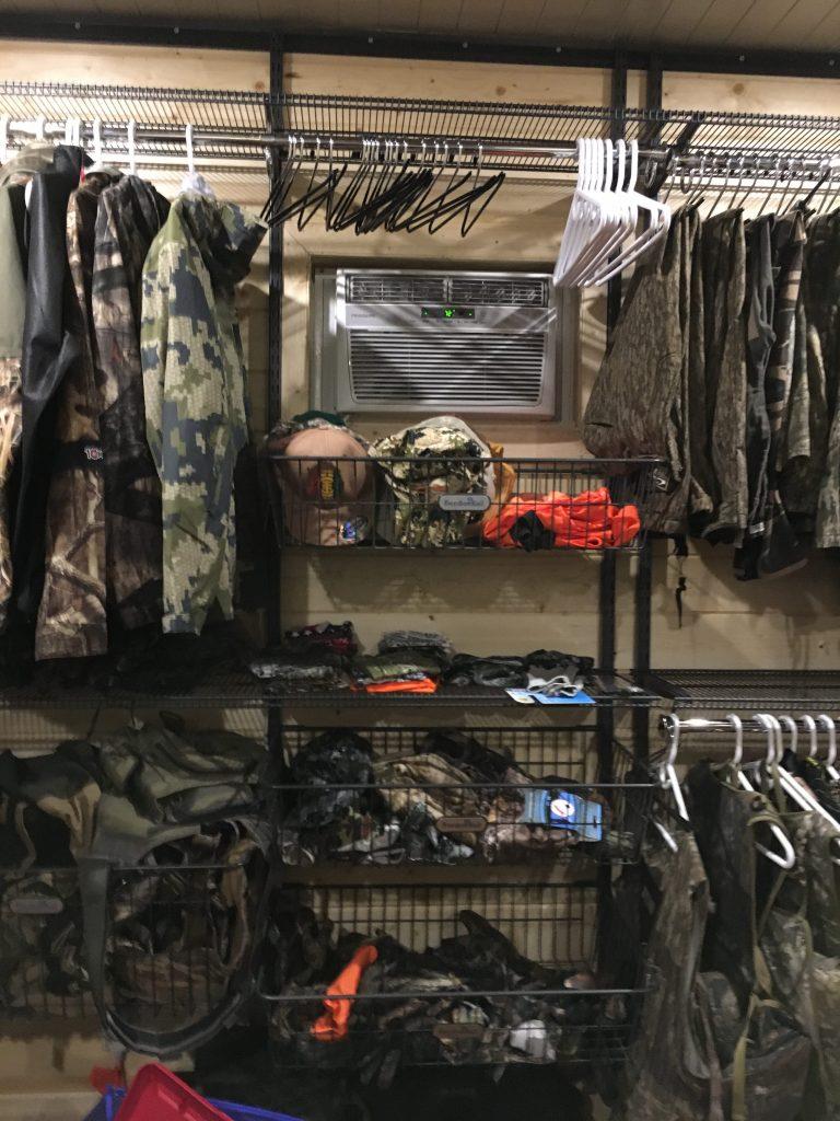 Garage Organization For Hunting Season Melanie Johnsons