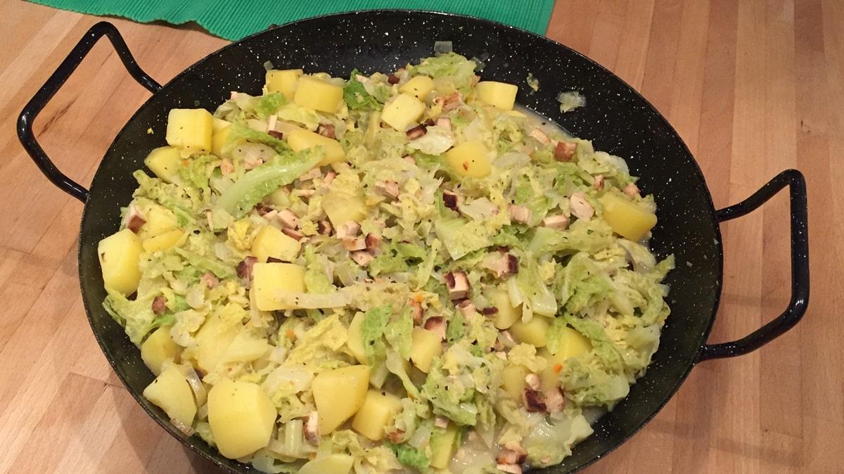 Beitragsbild Wirsing-Kartoffel-Durcheinander
