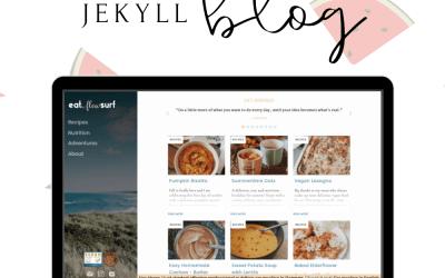 Bloggen mit Jekyll