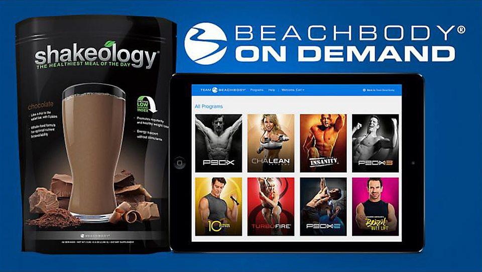BOD, Beachbody On Demand, All Access Challenge Pack, Melanie Mitro