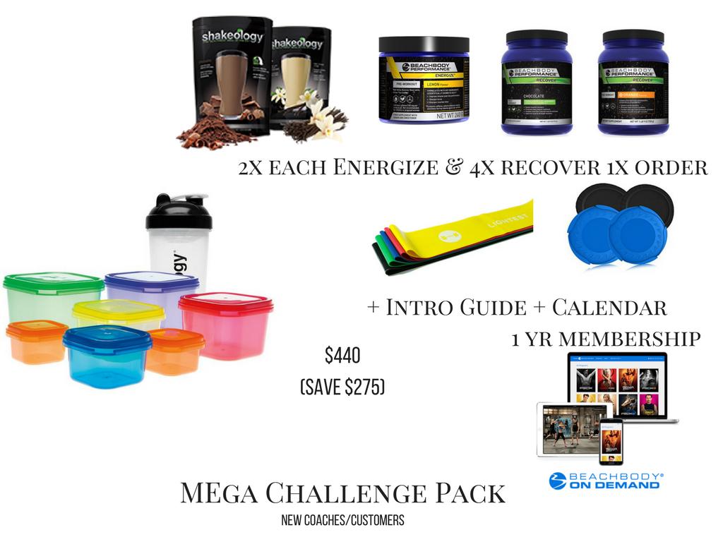 Mega Pack, Best Savings, 80 Day Obsession, Melanie Mitro, Top Coach