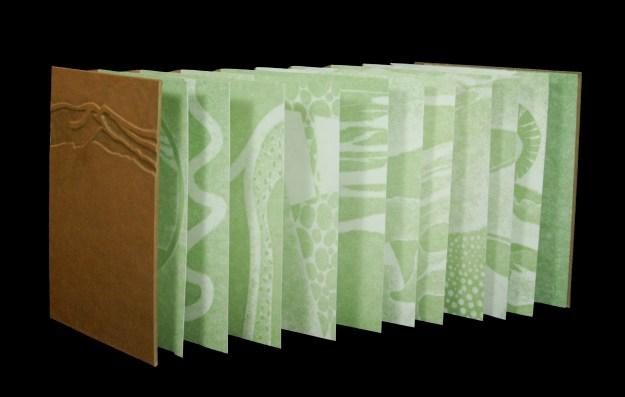 Alaska Book Green - 5
