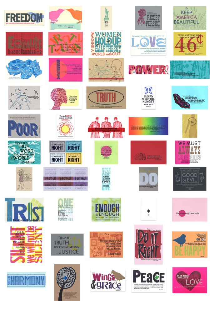 The 50 Card Project, Melanie Mowinski
