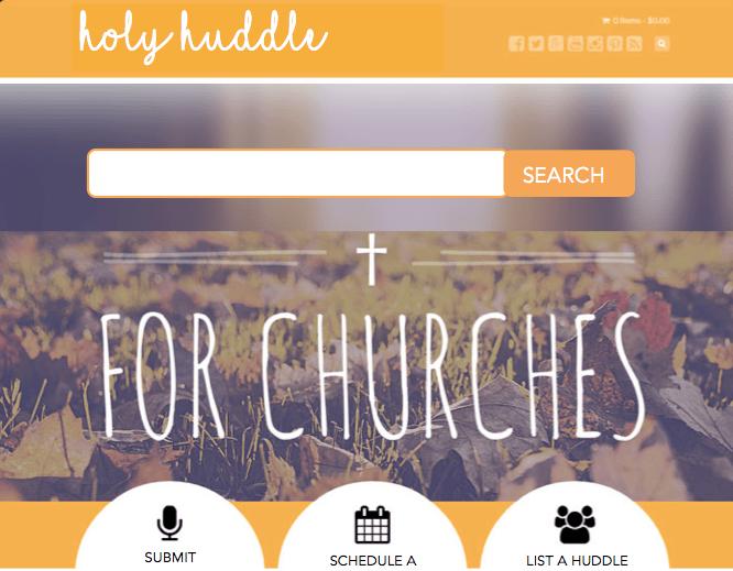 holy huddle