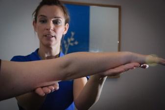 swedish massage in peebles