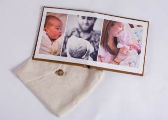10x10 Flush Mount Album Jonesboro Family Photographer