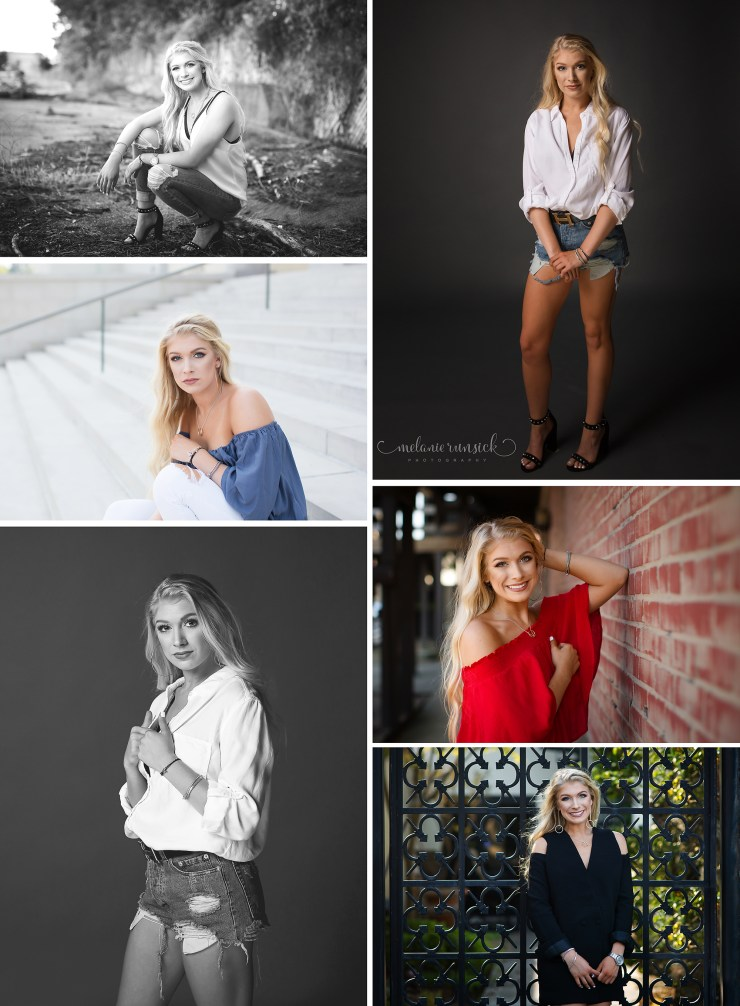 Melanie Runsick Photography Jonesboro Arkansas High School Senior Photographer
